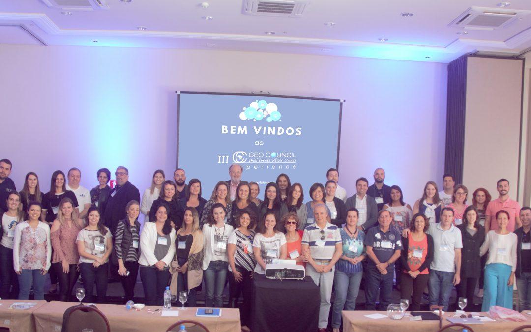 III CEO Council Experience – WISH RESORT/FOZ DO IGUAÇU