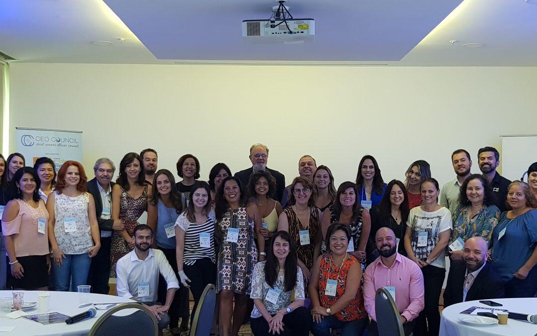 1º Café/Networking 2019 – WTC São Paulo
